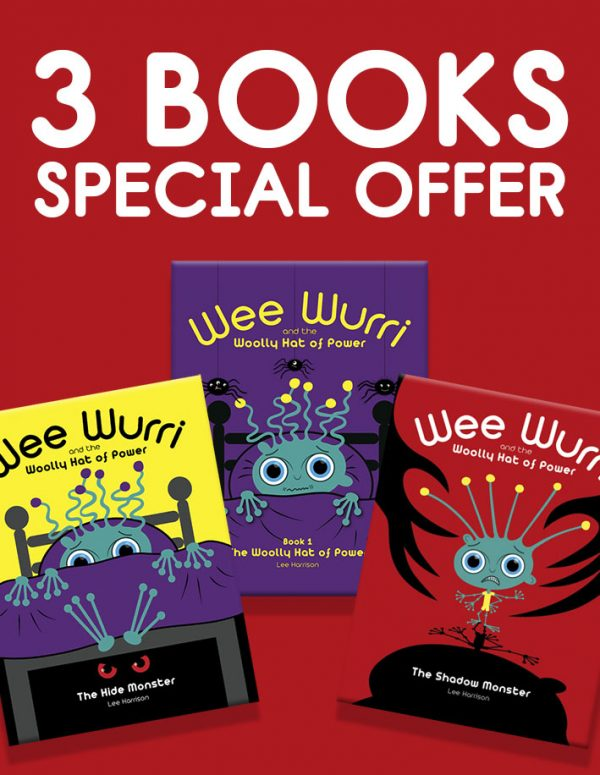 Wee Wurri Three Books Special Offer