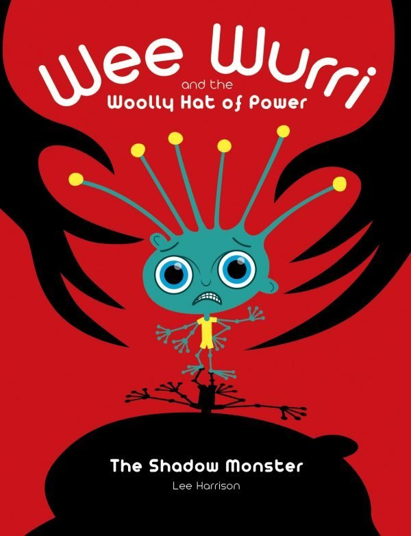 The Shadow Monster Front Cover