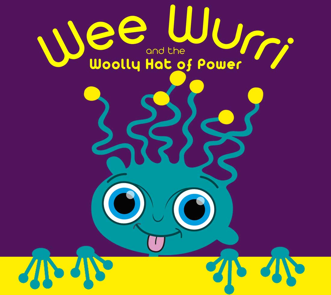 Wee Wurri and The Woolly Hat of Power Picture Book